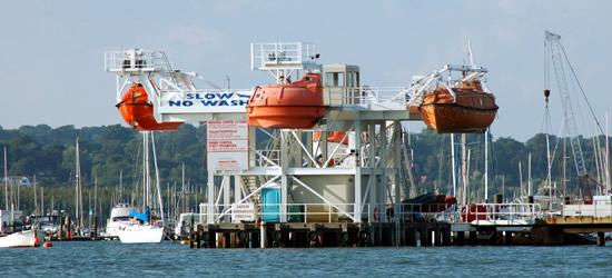 Centro di formazione per le imbarcazioni di salvataggio
