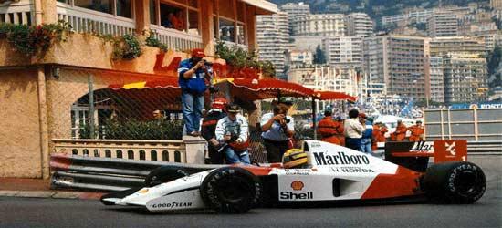 Il Gran Premio F1 del mondo famoso