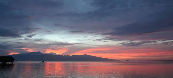 Acquerelli di Tahiti