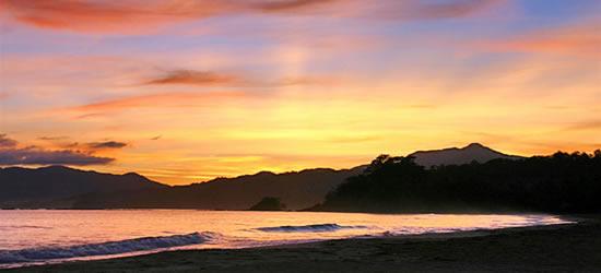 L'isola dei tramonti