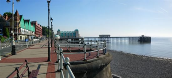 Penarth Pier, Cardiff