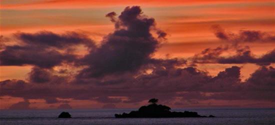 Acquerelli di Seychelles