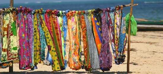 I colori dell'estate malgascia
