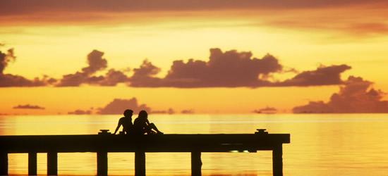 Acquerelli della Polinesia Francese