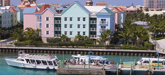 I colori delle Bahamas