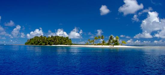 Isola del Sud, Micronesia