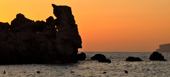 Matese Tramonto, Malta
