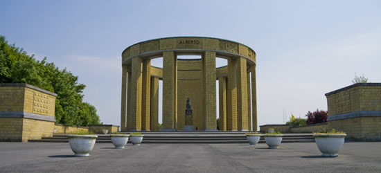 Memoriale del re Albert I