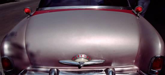 Incredibile auto d'epoca