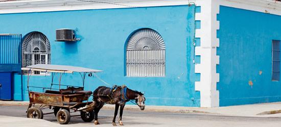 Taxi locale, Cuba