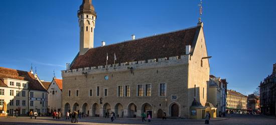 Tower Hall Square, Tallinn