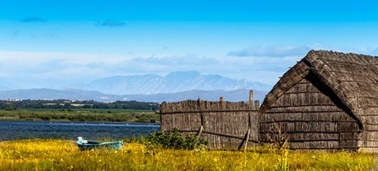 Villaggio di pescatori storici, nel sud della Francia