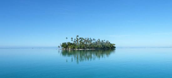 Remote Island fuori da Raiatea