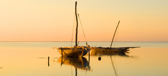 Sunset, Zanzibar