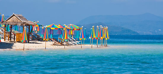 Isole di Kai, Phuket