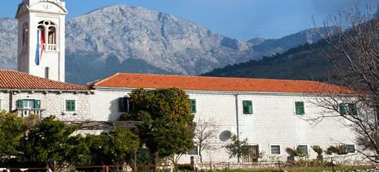 Il monastero di Makarska