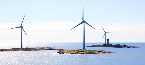 Generatori di vento delle Isole Aland