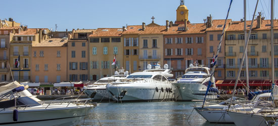 St Tropez, Costa Azzurra, sud della Francia