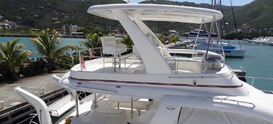 leopard 47 power cat 4 cabine tortola bvi inter yacht