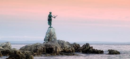 Statua storica, Opatija