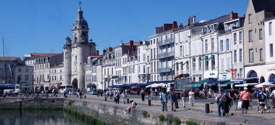 La Rochelle, Costa Ovest della Francia