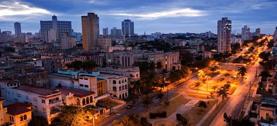 Presidenti Avenue, Cuba