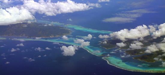 Isole Raiatea & Tahaa, Polinesia Francese