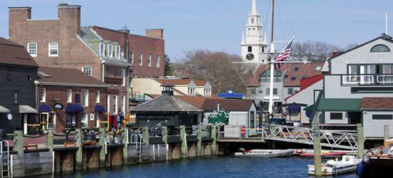 Vecchio porto, Newport