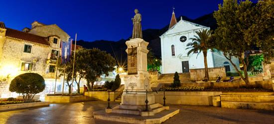 Cattedrale di San Marco, Makarska