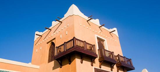 Colonial Fort-come edificio, Pemba
