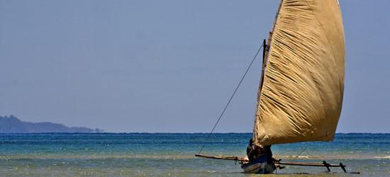Martin Pescatore, Madagascar
