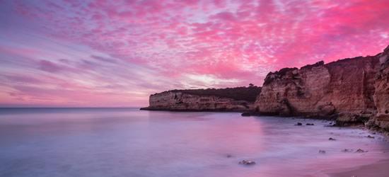 Fiery Red Sky, Portogallo
