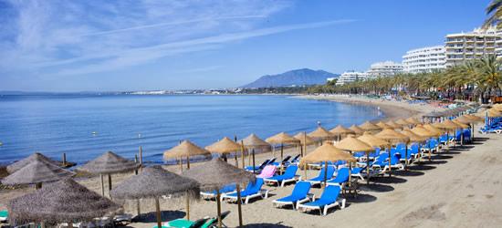 Sdraio, Marbella