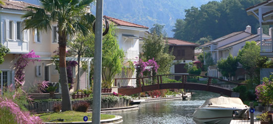 Villaggio di Gocek