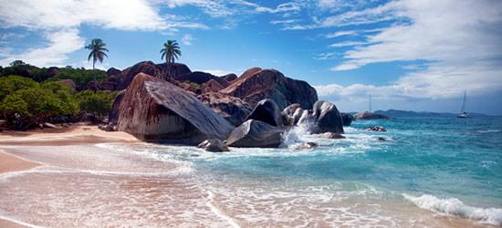 The Baths, Isole Vergini Britanniche