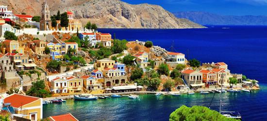 L'isola di Symi, Dodecaneso