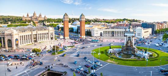 Centro città, Barcellona