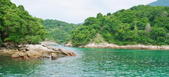 La Laguna Blu Angra dos Reis