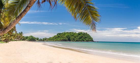 Bella spiaggia di sabbia, Nosy Be