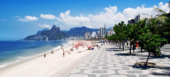Spiaggia di Ipanema, Rio