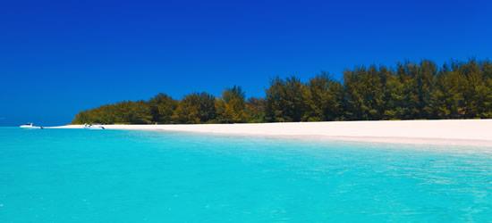 I colori dell'Oceano Indiano