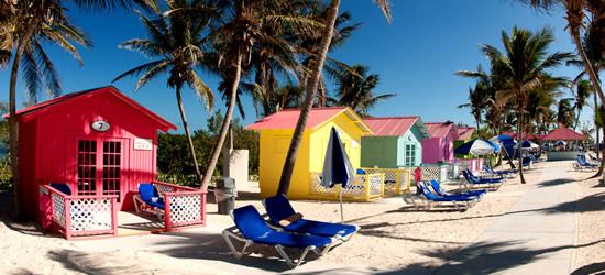Colourful Resort, Bahamas
